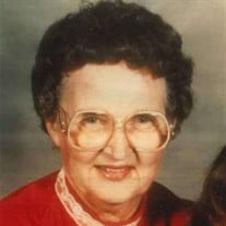"Agnes Dorothy ""Aggie"" Holm Behrens"