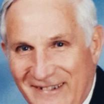The Rev. Donald John Schroeder