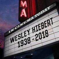 Wesley Hiebert