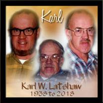 Karl W. Latshaw
