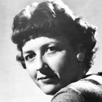 Mrs. Jean Carole Walters