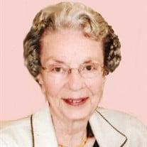 Marjorie Floye Williams