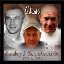 Stanley J. Kopistecki Sr.