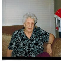 Mrs. Helen Juanita Johnson