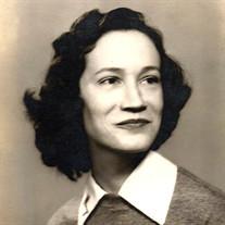 Mildred Amy Morris
