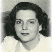 Grace Virginia Robinson of Pocahontas, TN