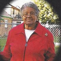 Mrs. Bertha M. Thompson