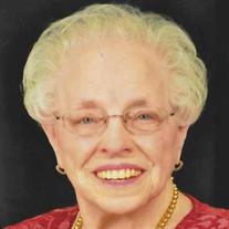 Mary Herron Martin