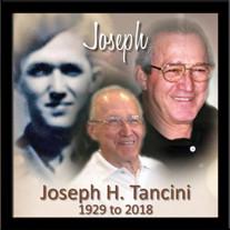 Joseph H. Tancini