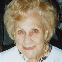 Lucille Gertrude Morhous