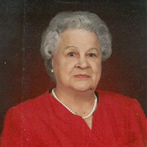 Maudine Early Gossett