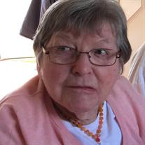 Marguerite (Peg) Cornaglia