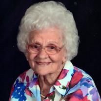 Mrs. Cassie Brock Hart