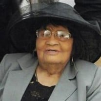 Ms. Lillian Robinson