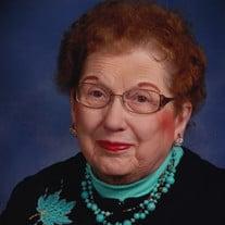 Mrs. Delores Helen Bentdahl