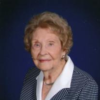 Mrs. Doris G. Gibson