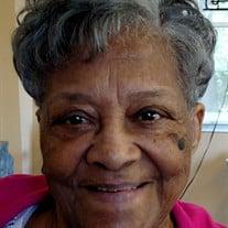 """Mrs. Malinda """"Lynn"""" (Leverette) Robinson"""