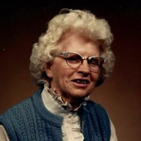 Frances Johnson Craft