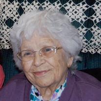 Louise Jane Benberg