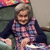 Mrs. Evelyn Kathleen Clinton Penland