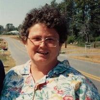 Pearlie Mae Ellis Morgan