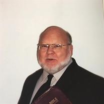 Pastor Arthur Reece