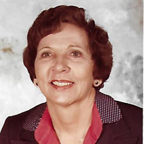 "Elizabeth ""Betty"" Irene Zimmerman"