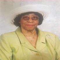 Mrs. Elizabeth Moore