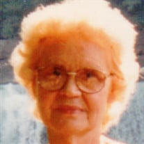 Betty Jean Fritts Eastin