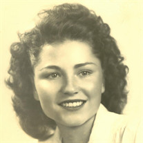 Peggy Louise Brown Edsall