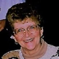 Margaret Elaine Wead