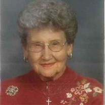 "Geraldine N. ""Jerry"" Davenport"