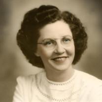 Rose Edna Balster