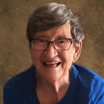 Mary Lou Cluff