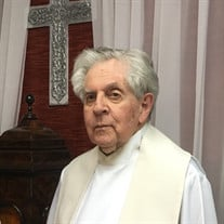 Rev. David Ker Texada