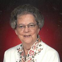 Mary Lazar Burkhalter