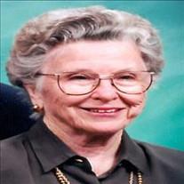 Jean Margaret Brown