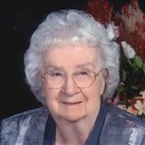 Berneice Pearl Ratcliffe