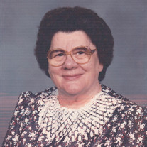 Hulda A. Entzminger