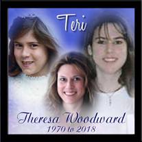 "Mrs. Theresa ""Teri"" Woodward"