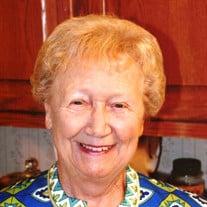 Mrs. Margarethe G. Johnson