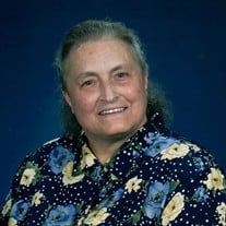 Shirley Arlene Parsley