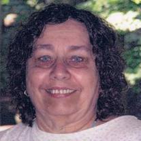 Betty Ann Woodgeard