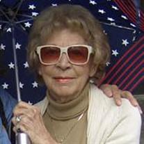 Mrs. Jeanette Dorothy Masucci