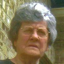 Mrs. Margaret Jacobs Misenheimer