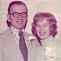 """Robert """"Bob"""" and Rita M. (nee Kiesling) Clatt"""