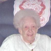 Mrs. Violet Benjamin Schnader