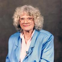 Virginia Mae Childers Burks