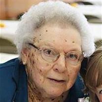Mabel Ann McDonald