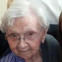 Mrs. Olga Klein Hutchins